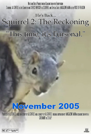 Squirrellposter